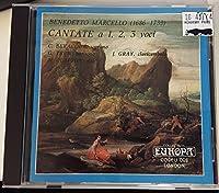 Cantate A 1, 2, 3 Voci / Bevaqua / Trew / Clapton / Gray
