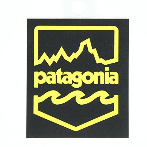 パタゴニア PtBadgeSticker