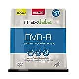 Maxell 638014 DVD-R 4.7gb Write-Once 16x Recordabl [オンデマンド(CD-R)]