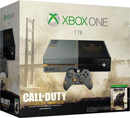 Xbox One  コール オブ デューティ アドバンスド ウォーフェア  リミテッド エディション