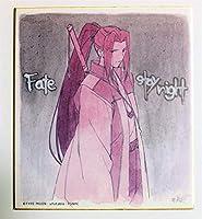 Fate/stay night [Unlimited Blade Works] 複製ミニ色紙(B) アサシン 佐々木小次郎 単品 ufotable cafe UBW