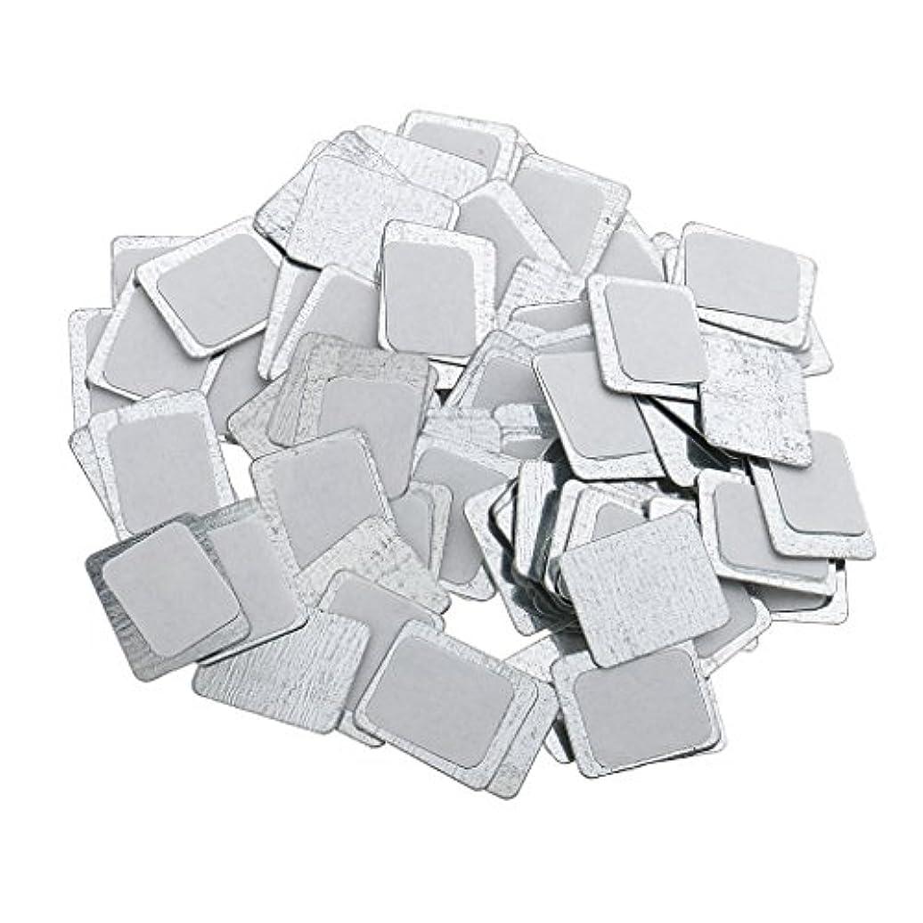振り向くちらつき社説約100個 メイクアップパン 空パン アイシャドー ブラッシュ メイクアップ 磁気パレットボックスケース 2タイプ選べ - スクエア
