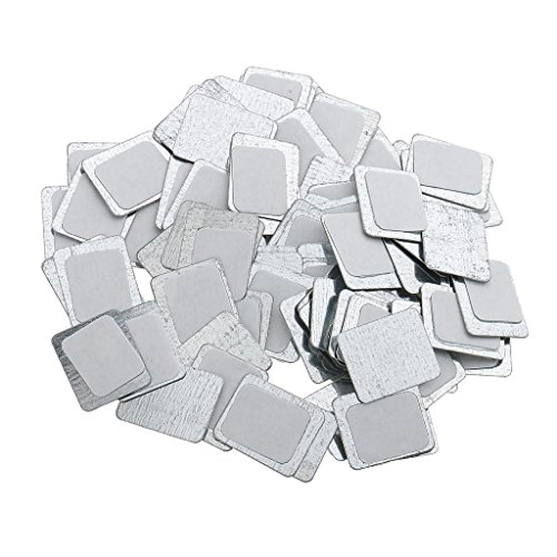著作権どうやってと遊ぶKesoto 約100個 メイクアップパン 空パン アイシャドー ブラッシュ メイクアップ 磁気パレットボックスケース 2タイプ選べ - スクエア