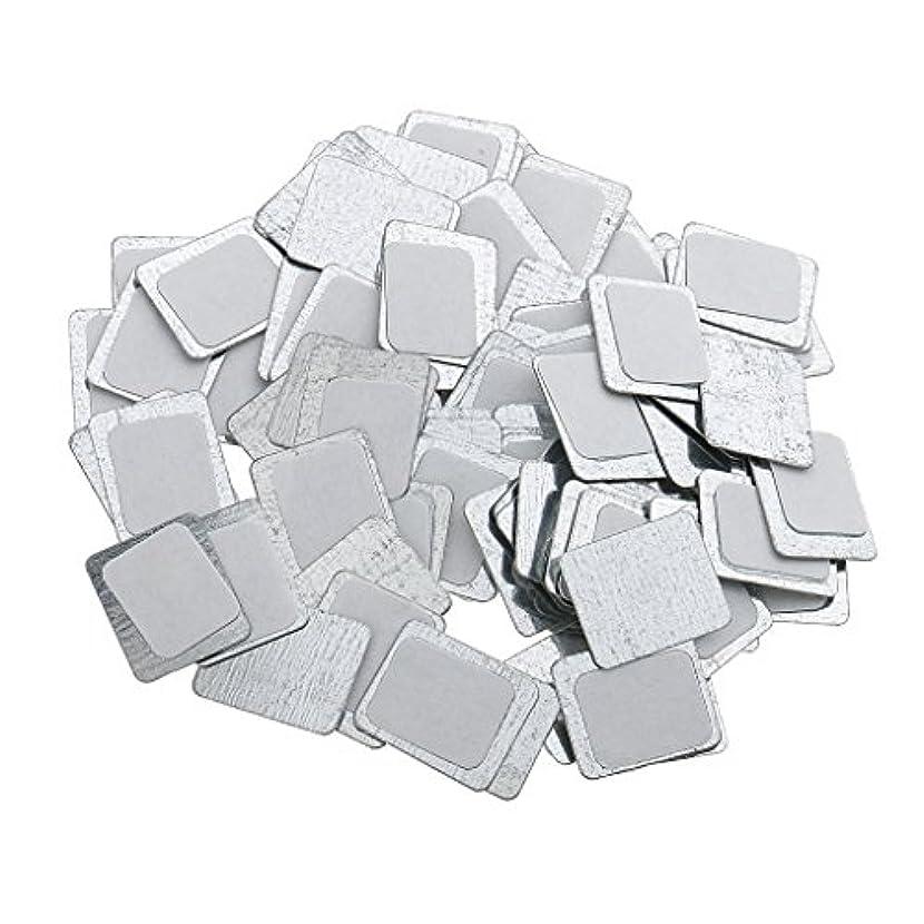 オーナメント本質的ではない米国約100個 メイクアップパン 空パン アイシャドー ブラッシュ メイクアップ 磁気パレットボックスケース 2タイプ選べ - スクエア
