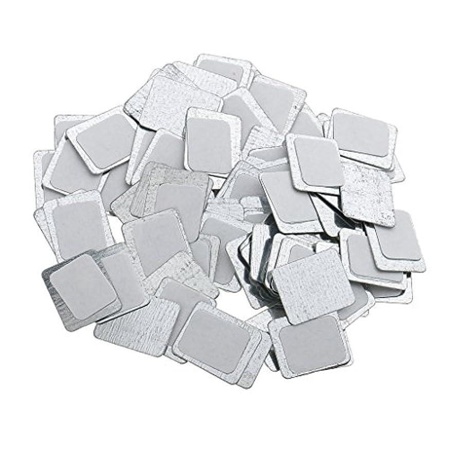 前述のスーツケース構成員Kesoto 約100個 メイクアップパン 空パン アイシャドー ブラッシュ メイクアップ 磁気パレットボックスケース 2タイプ選べ - スクエア