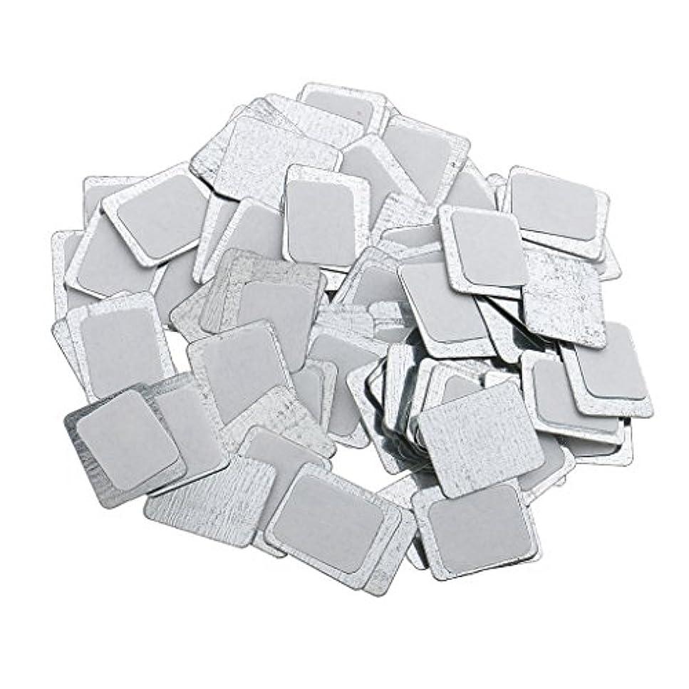 ほのかコレクション飼料約100個 メイクアップパン 空パン アイシャドー ブラッシュ メイクアップ 磁気パレットボックスケース 2タイプ選べ - スクエア