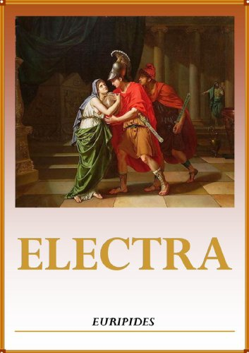 euripides' electra Euripides' electra: an analysis through character development toward the end of euripides' electra, the main characters reach what they have taken to be their goal: revenge for the mur­ der of agamemnon.