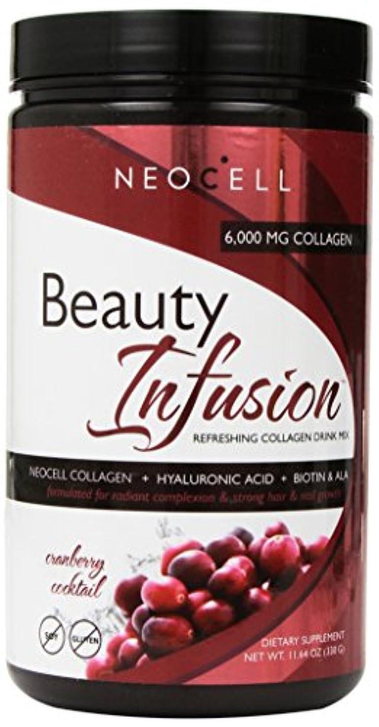 絡まるまあトリプル海外直送品Beauty Infusion, Cranberry Cocktail, 15.87 Oz by Neocell Laboratories