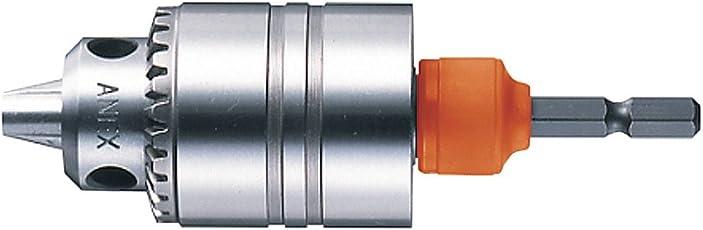 TRUSCO(トラスコ) キーレスドリルチャック 1.5~10.0mm TKC-200