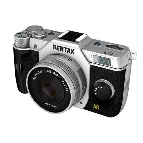PENTAX 標準単焦点レンズ 01 STANDARD PRIME シルバー Qマウント 22067