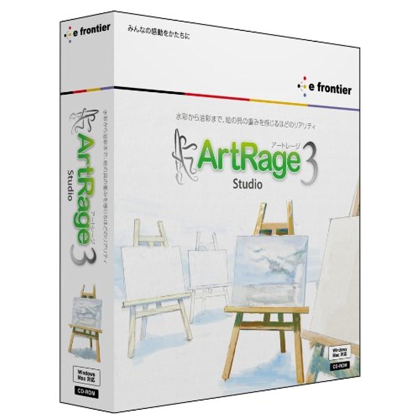 白菜ロマンス期待してArtRage 3 Studio ガイドブック付