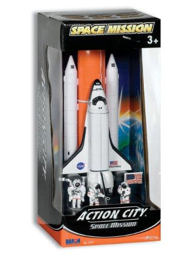 ダロン・ワールドワイド・トレーディングRT38921スペースシャトルフルスタックW / ASTRONAUTS