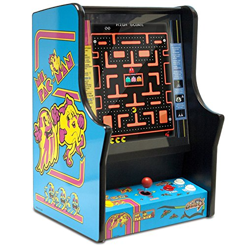 [ナムコ]Namco Ms. Pacman and Galaga Bartop Home Arcade Game MSPCMN [並行輸入品]