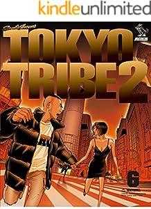 TOKYO TRIBE2 6巻 表紙画像
