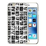 301-sanmaruichi- iPhone8 ケース iPhone8 ケース iPhone8 ケース ハードケース おしゃれ 落書き パターン プロパガンダ キプロス 歴史 カラフル B
