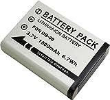 NinoLite 互換 バッテリー Ricoh DB-90 GXR / Fuji NP-95 X100T X70 X30 X100 X100S 等 共通対応 db90_t.k.gai
