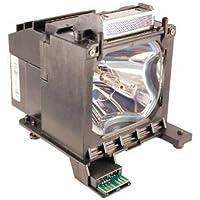 NEC mt860マルチメディアビデオプロジェクタアセンブリwithオリジナルバルブ内側