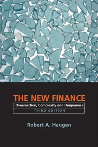 Download The New Finance: Overreaction, Complexity and Uniqueness (3rd Edition) 0130497614