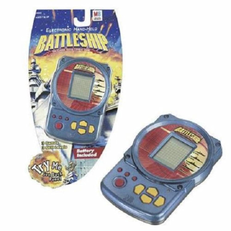 [ハスブロ]Hasbro Electronic Hand Held Battleship 4633 [並行輸入品]