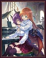 「マナリアフレンズ」BD全2巻予約受付中。ゲーム特典コードが用意