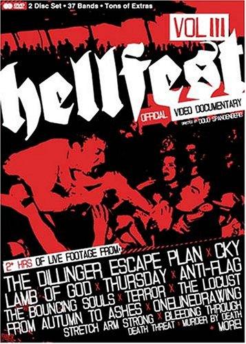 Hellfest 2003 3 [DVD] [Import]