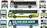 ザ・バスコレクション バスコレ 広島バスセンターセット D ジオラマ用品 (メーカー初回受注限定生産)