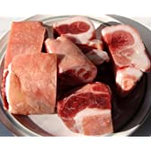 生 猪蹄膀 1本約500g前後 7~9個★カット 骨抜きセット【豚足スネ肉、チマキ】日本製国産アイスバイン