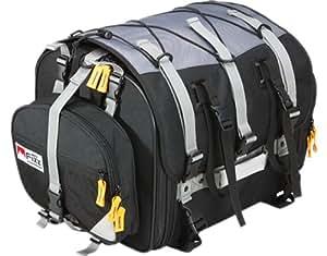 タナックス(TANAX)  MOTOFIZZ フィールドシートバッグ /グレー MFK-023[可変容量39-59ℓ]