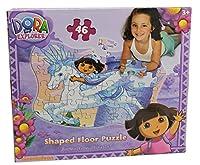 Dora the Explorer 46Piece Shaped Floorパズル
