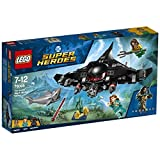 LEGO アクアマン ブラックマンタの攻撃 76095