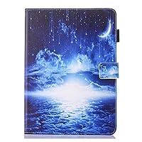 iPad Pro 10.5 ケース、PUレザーシンプルケース、磁気自動ウェイク/スリープ機能、軽量スマートケース、 ムーンライト