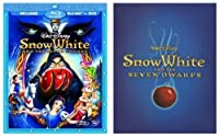 Snow White and the Seven Dwarfs (Blu-ray + DVD with Steelbook Case)