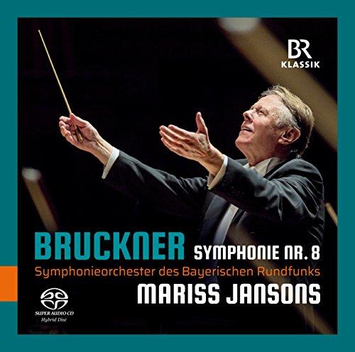 ブルックナー:交響曲 第8番 ハ短調(1890年稿)[SACD-Hybrid]