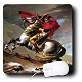 3drose Print of Painting of Napoleon In Battle - Mouse Pad [並行輸入品]