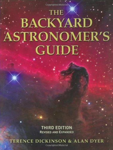 The Backyard Astronomer
