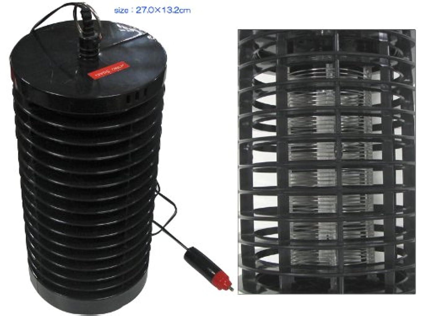 クリープ航空便軽食電撃殺虫器 DC12V(コード:5m)