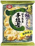 亀田製菓 手塩屋 柚子こしょう味 8枚