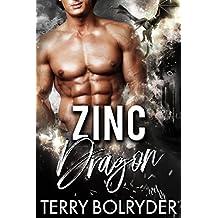 Zinc Dragon (Dragon Guard of Drakkaris Book 4)