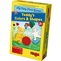 My Very First Games - Teddy_ Colors and Shapes