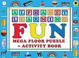 Alphabet Learning Fun: Mega Floor Puzzle & Activity Book