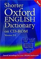 Shorter Oxford English Dictionary: Version 2.0