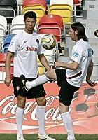06W杯ポルトガル 正規 プラクティス XL ロナウド FIGO RONALDO