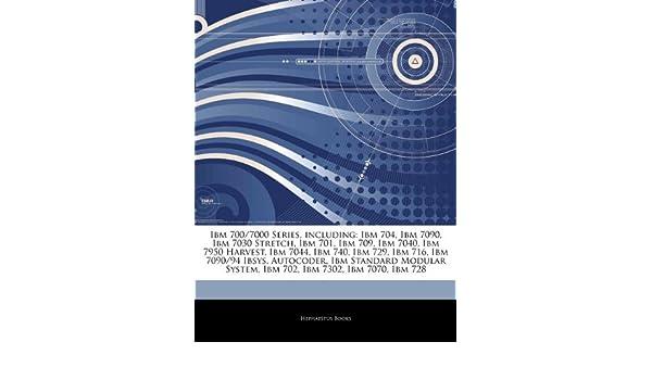 Amazon   Articles on IBM 700/7...