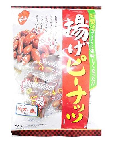 揚げピーナッツ 小袋×10袋