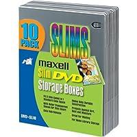 Maxell DVD-SL10 DVD Slim Case [並行輸入品]