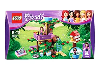 LEGO レゴ フレンズ ツリーハウス 3065