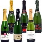 【Amazon初売り】本格シャンパン製法だけの厳選泡6本セット(750mlx6本ワインセット)が激安特価!