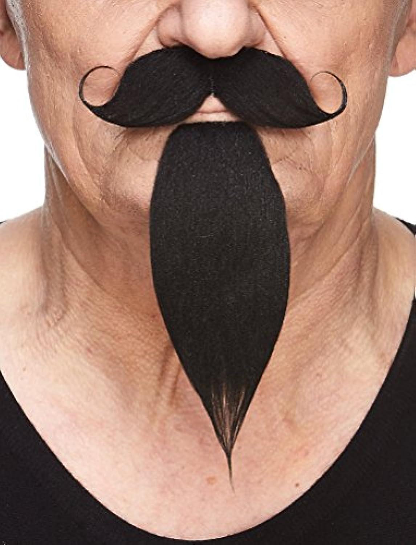 [マスタック]Mustaches Napoleon III imperial black beard and moustache [並行輸入品]
