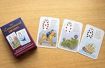ザ・ルノルマン オラクル 36枚組 ルノルマン占い専用カード 日本語説明紙付き
