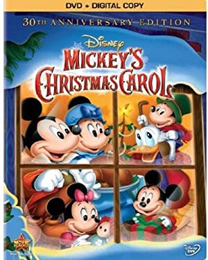 Mickey's Christmas Carol 30th Anniversary [DVD] [Import]